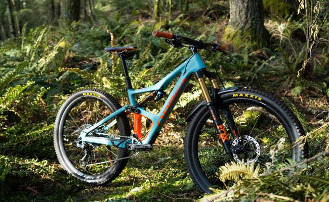Ulasan Jeff Kendall-Weed 2020 Orbea Occam LTD Sepeda Gunung